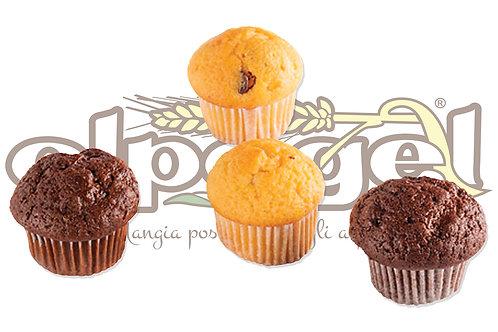 Mini Muffin Misti  15 g 150 pz