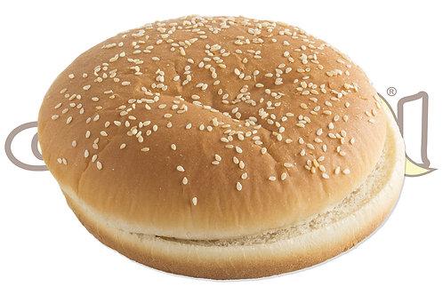 Panino Maxi Hamburger Pretagliato  125 g 16 pz