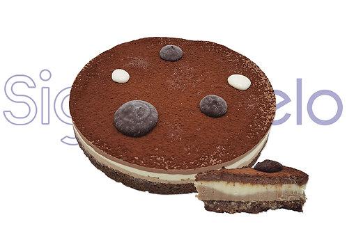 Cheesecake Tre Cioccolati 500g