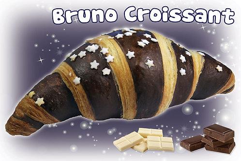 Bruno Croissant Prontoforno Glassato  110 g 56 pz