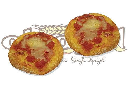 Pizza Mini Margherita  30 g 120 pz