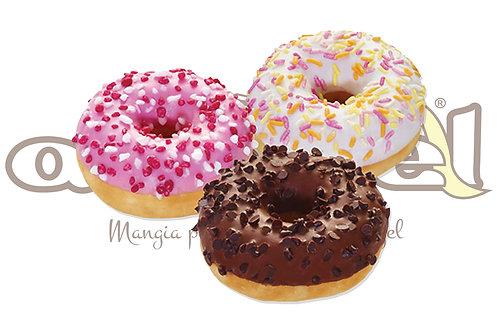 Mini Donuts Vuoti  22 g 50 pz