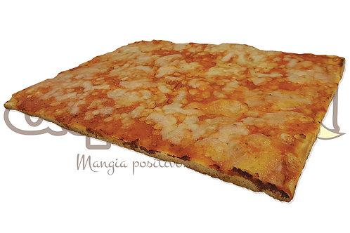 Pizza Margherita Cotta 30*40  700 g 8 pz