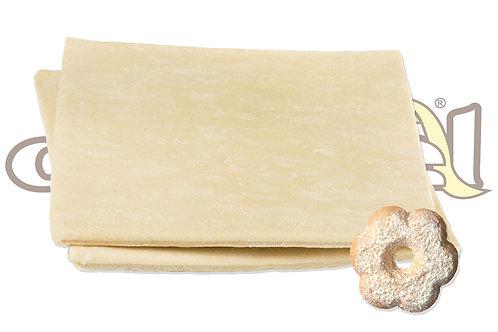 Pasta Frolla Laminata 0,5 cm 28*36 500 g 20 pz