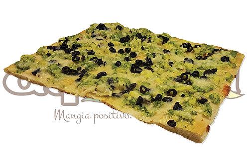 Pizza Patate e Broccoli  30*40  700 g 8 pz