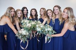 mckenna blue bridesmaids
