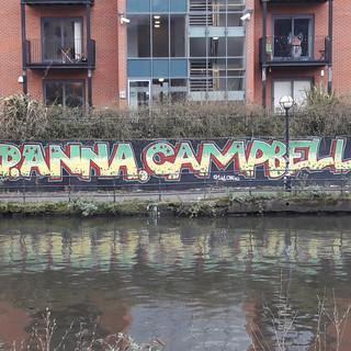 RIP Anna Campbell