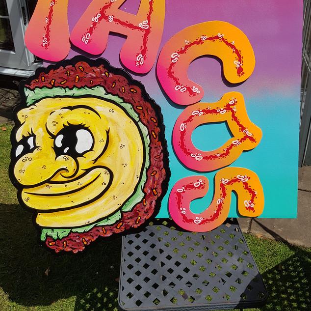 taco sign