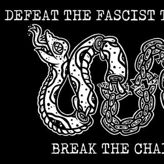 defeat the fascist threat