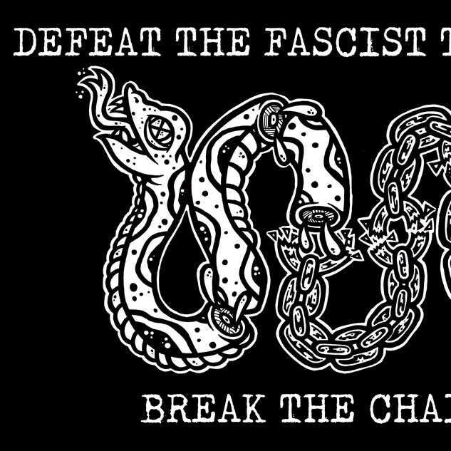 defeat the fascist threat