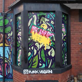 punk window