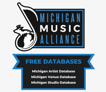 Announcing FREE Michigan Databases for Artists, Venues, & Studios