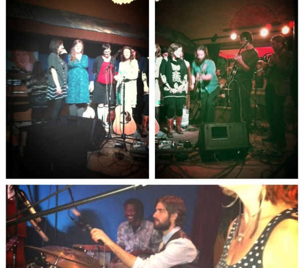 Earthwork Music Collective Fall Tour, Round 1 (A Revue)