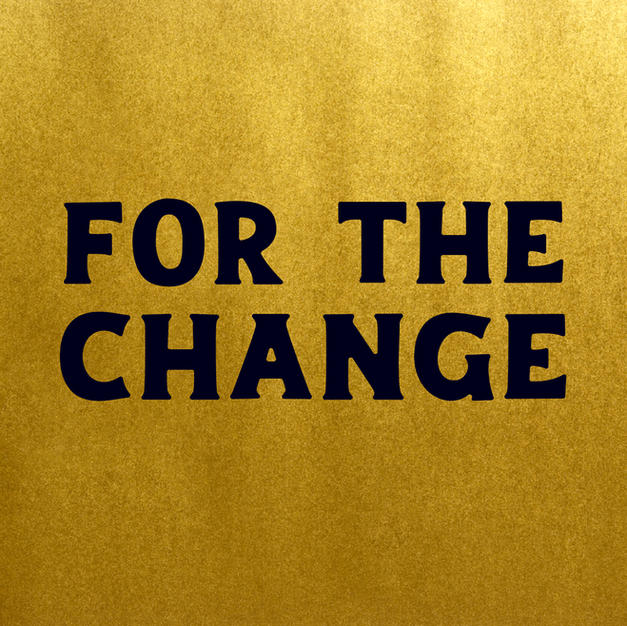 For the Change - Single