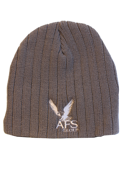 AFS Group Grey Beanie