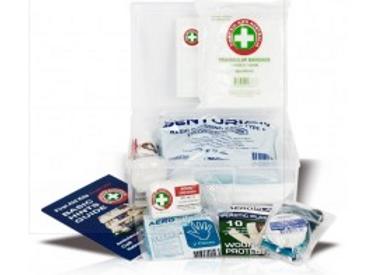 K111 Car First Aid Kit