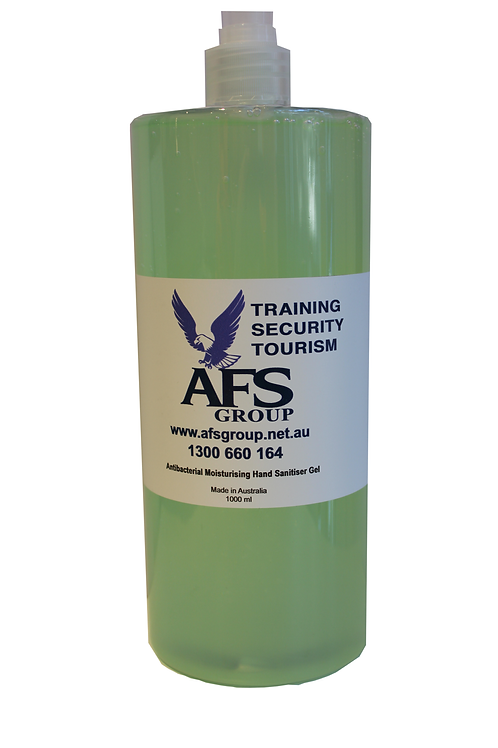 AFS Group Hand Sanitiser 1L