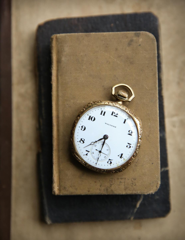 Waltham Pocket Watch Circa 1905-1