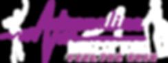 Adrenaline Dance of York White Logo