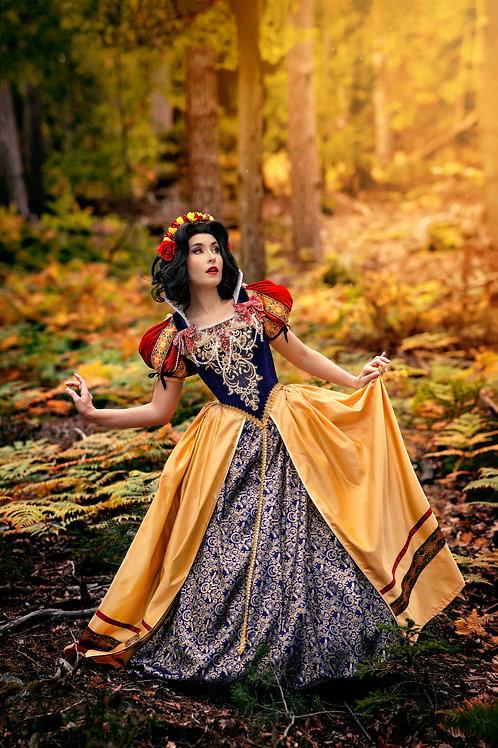 Snow White Print