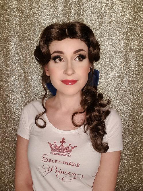 Self-Made Princess T-Shirt
