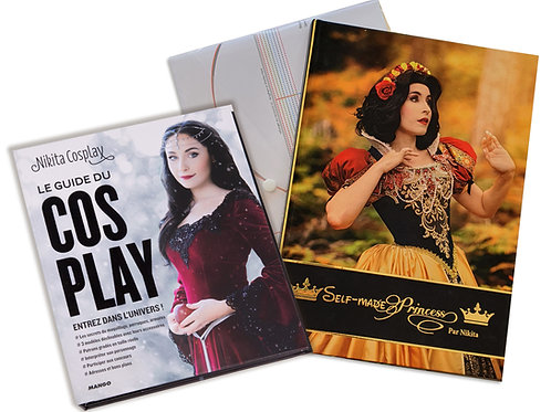 Bundle Self-Made Princess + Guide du Cosplay
