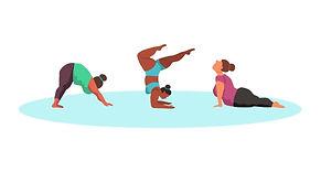 cours de yoga pour femmes nantes rezé