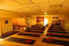 cours de hatha kundalini yin yoga prénatal rezé le bignon