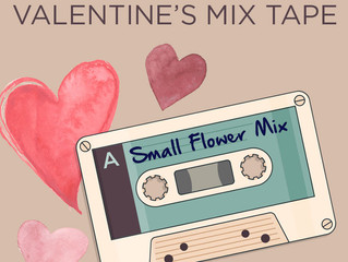 The Best Valentine's Day Mix tape - EVER!