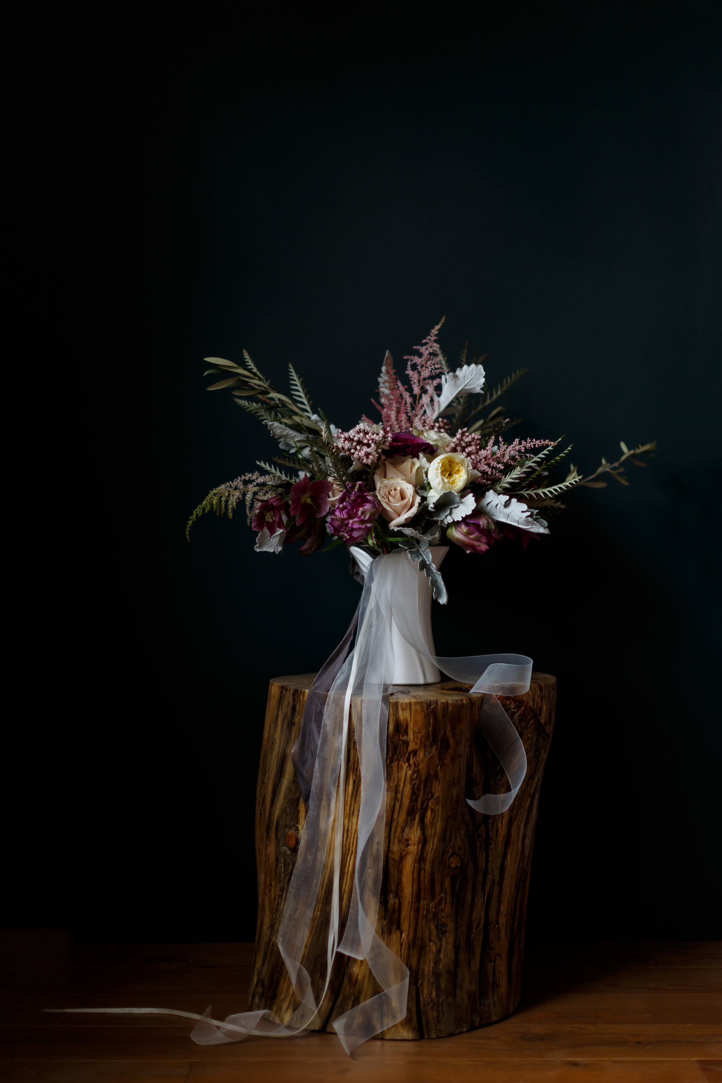 Wild and Free Wedding Flowers