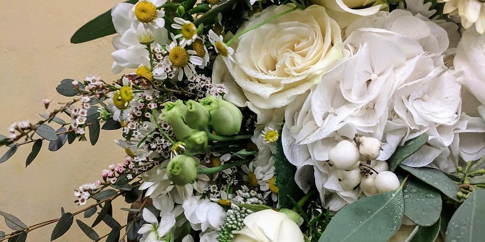 DIY Bridal Bouquet Workshop