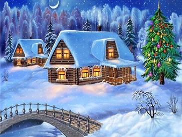 Снег и желания