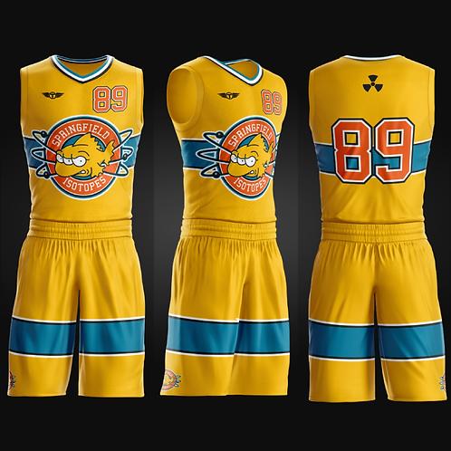 Basketball Uniform - Top and shorts