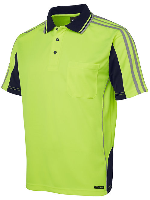 6AT4S - JBs Wear - Arm Tape Polo