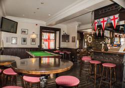Bar Pool Table