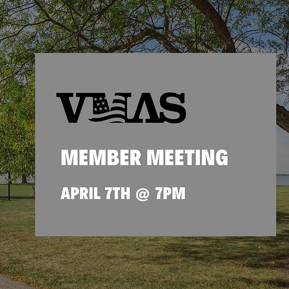 Monthly Meeting   April 2021