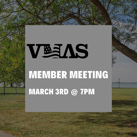 Monthly Meeting | March 2021