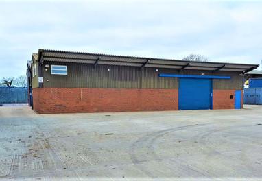 Industrial Warehouse - Tarleton