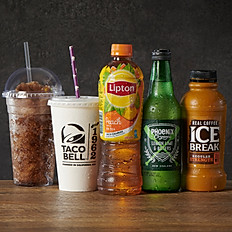 Soft Drink / Phoenix Organic / Iced Tea / Freeze