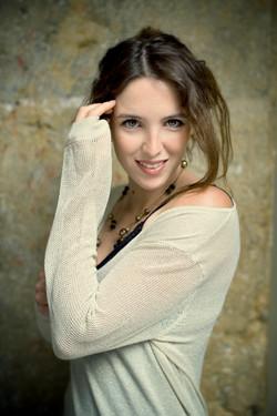 Dhondt Mathilde - Portrait - Mathilde Dhondt - Comédienne Voix Off