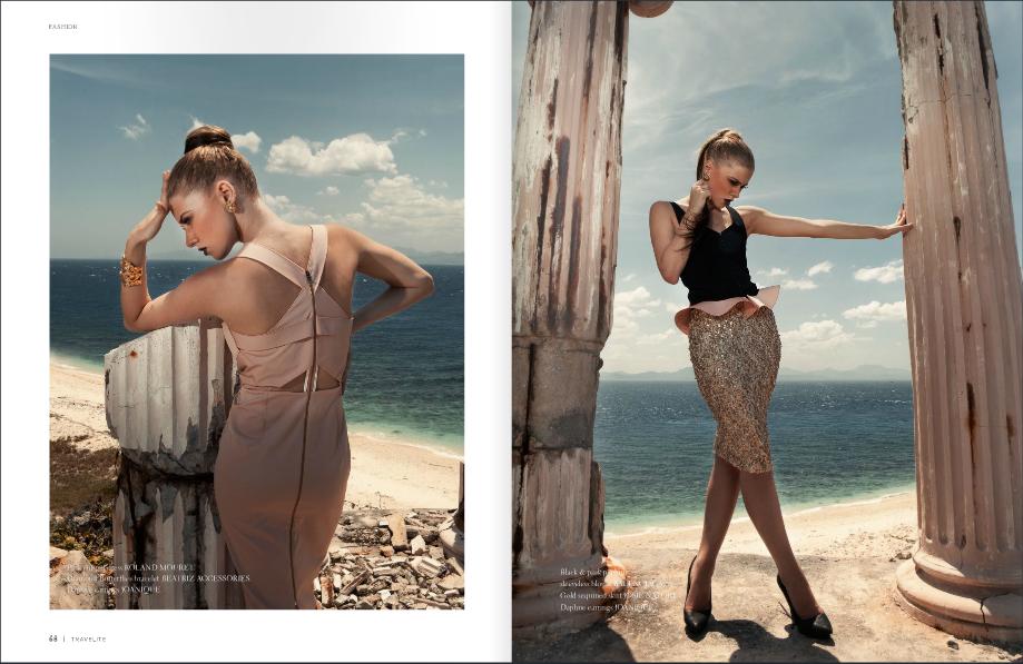 Alena Savositkova for Travelite Magazine 3