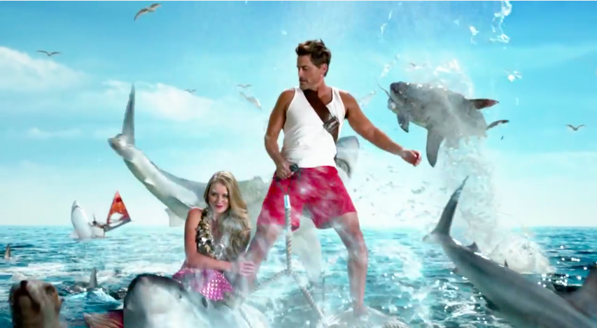 Shark Week with Rob Lowe