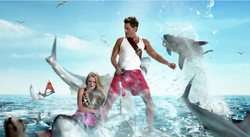 Shark Week with Rob Lowe