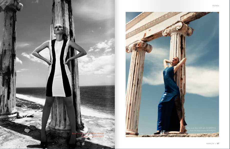 Alena Savostikova for Travelite Magazine 2
