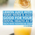 Do you drink lemon water_ 🍋__Lemon wate