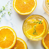 Orange water can help alleviate allergie