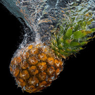 Pineapple water helps to keep your immun