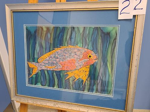 #22 Pink Fish