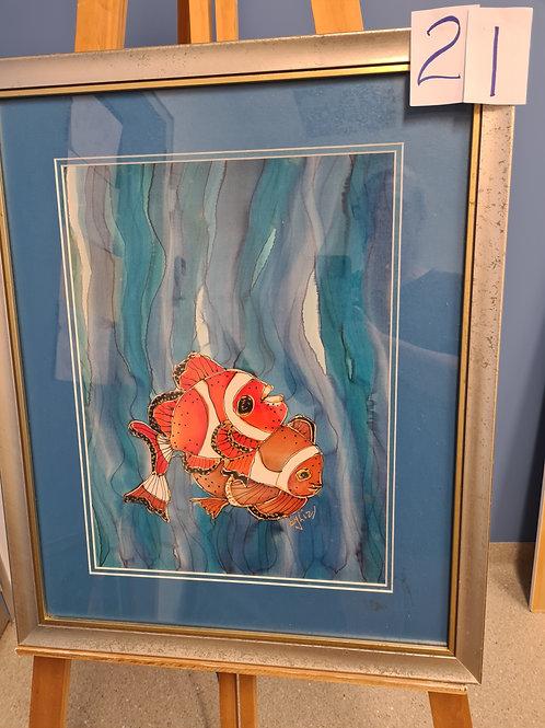 #21 Clown Fish 2