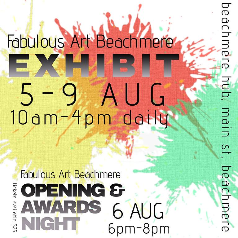 FAB - Fabulous Art Beachmere 2021 GALA